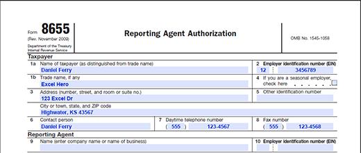 Excel Acrobat PDF Form Filler - Excel Hero Blog